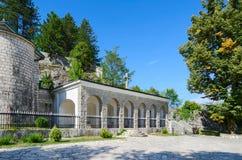 Cetinje Monastery, Montenegro Royalty Free Stock Photography