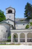 cetinje monstery Montenegro ortodoksyjny Zdjęcia Royalty Free
