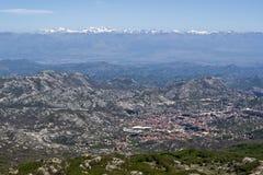 Cetinje. Photo was taken in Montenegro Royalty Free Stock Photography