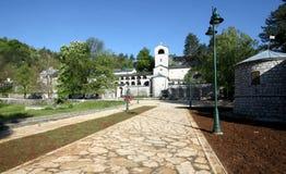 Cetinjski修道院 库存照片