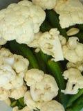 Cetriolo e cornflower fotografie stock