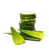 Cetriolo verde Immagine Stock