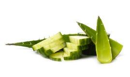Cetriolo verde Fotografia Stock Libera da Diritti