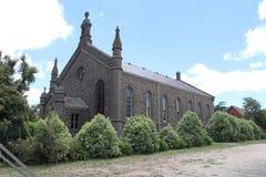 Cette ancienne église historique 1859 en Hutton Street est maintenant à la maison à Kyneton Theatre Company Photos stock