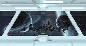 Cette image meublée par la NASA Photographie stock