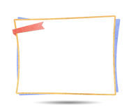 Cette image représentant une collection de labels / Labels/label Image libre de droits