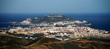 Ceuta Stockbild