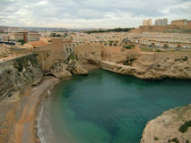 Ceuta Stock Afbeelding