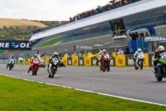 CEV-Meisterschaft, im November 2011 Lizenzfreie Stockfotografie