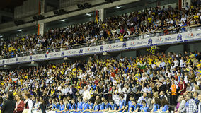 CEV Volley Champions League 2010/2011 - Final Four Stock Images