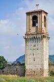 Ceva, Porta Solaia. Piedmont. Italien. Stockfotos