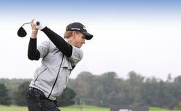 Cevaer chrétien, cuvette de golf de Vivendi, septembre 2010 Images stock