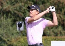 Cevaer cristão, copo do golfe de Vivendi, sept 2010 Foto de Stock Royalty Free