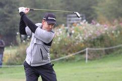 Cevaer cristão, copo do golfe de Vivendi, sept 2010 Fotografia de Stock Royalty Free