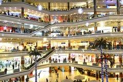 Мол Cevahir Стоковое Фото