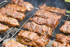 Cevapcici Royalty Free Stock Image