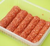 Cevapcici Stock Photo
