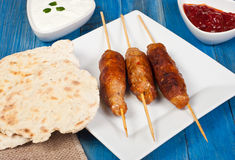 Cevapcici Stock Photos