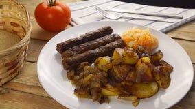 Cevapi, cevapcici, Balkan gehaktkebab