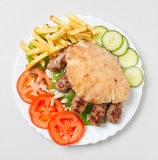 Cevapi Stock Photo