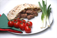 Cevapi Royalty Free Stock Photography