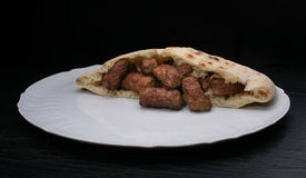 Cevapi Royalty Free Stock Image