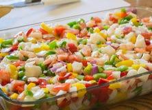 Ceviche Stock Fotografie