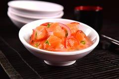 Ceviche 免版税库存图片