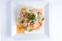 Ceviche Salad Stock Photos