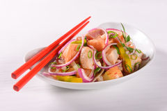 Ceviche Royalty Free Stock Photography