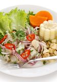 Ceviche, seafood dish, peruvian cuisine Royalty Free Stock Photography