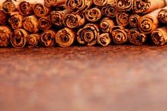 Ceylon cinnamon Royalty Free Stock Image