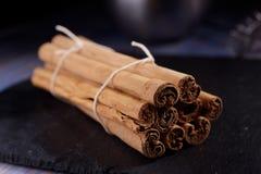 Ceylon Cinnamon sticks Royalty Free Stock Images