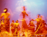 Ceylon dancers 07. Traditional dancers in Ceylon Royalty Free Stock Photos