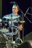 Cezary Konrad at Kaunas Jazz 2015 Royalty Free Stock Photo