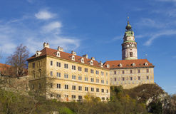 Cezky Krumlov Royalty Free Stock Images