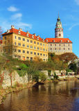 Cezky Krumlov Royalty Free Stock Photos