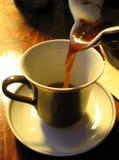cezve咖啡 库存图片