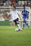 CF de Valence contre Chelsea Photo libre de droits