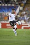 CF de Valence contre Chelsea Photos stock
