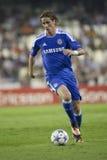 CF de Valence contre Chelsea Photo stock