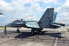 CF 18 Hornisse Stockbild