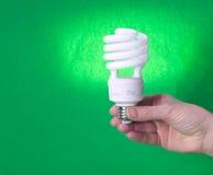 CF Light bulb Royalty Free Stock Photos