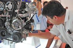CFE van Enjin CAMPRO Stock Foto