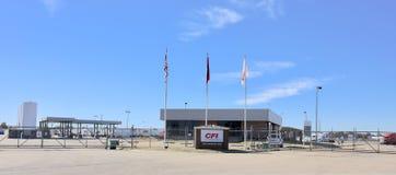 Cfi-transport, västra Memphis, Arkansas Royaltyfri Fotografi