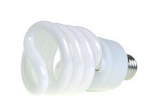 CFL bulb Stock Images