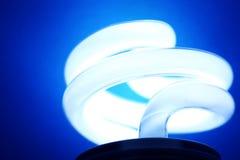 CFL Bulb Royalty Free Stock Photo
