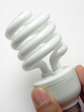 CFL Lamp Royalty Free Stock Image