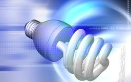 CFL light Royalty Free Stock Photography