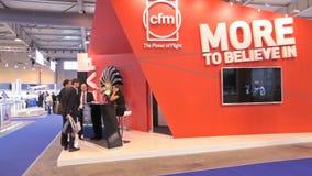 CFM company stock video